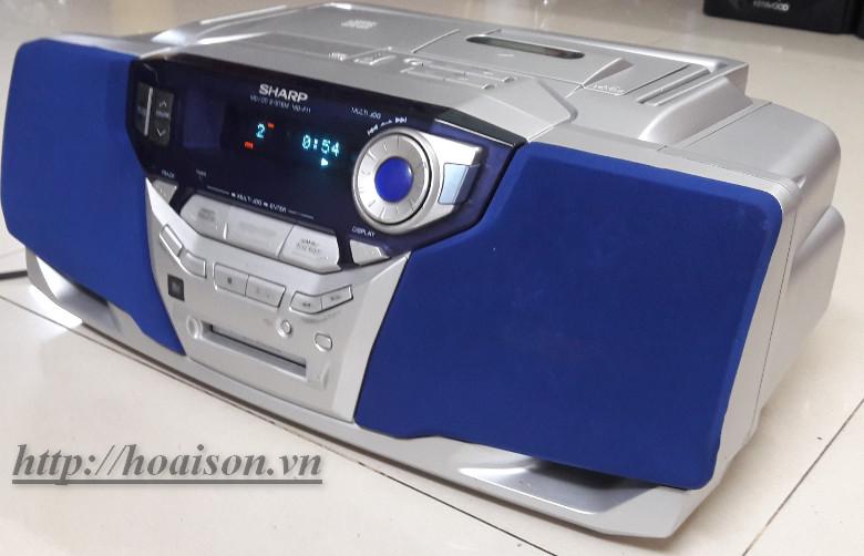 Casseter SHARP MDF11