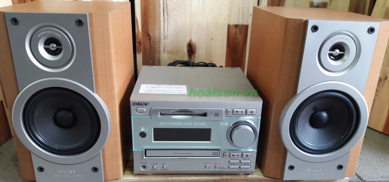 SONY MD333