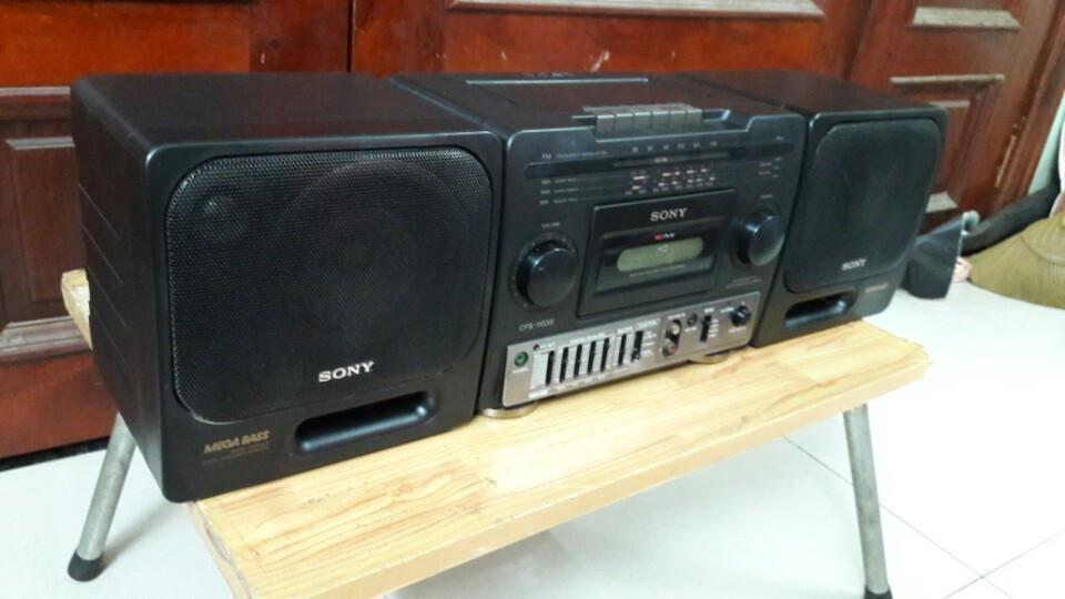 Cassette Sony Cổ 1133S