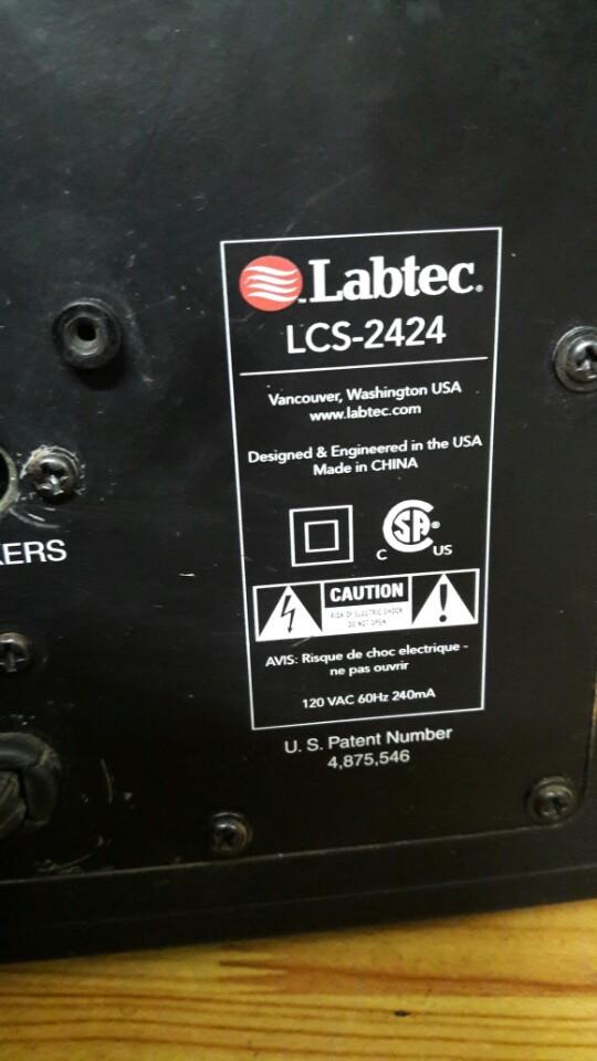LAPTEC LSC 2424