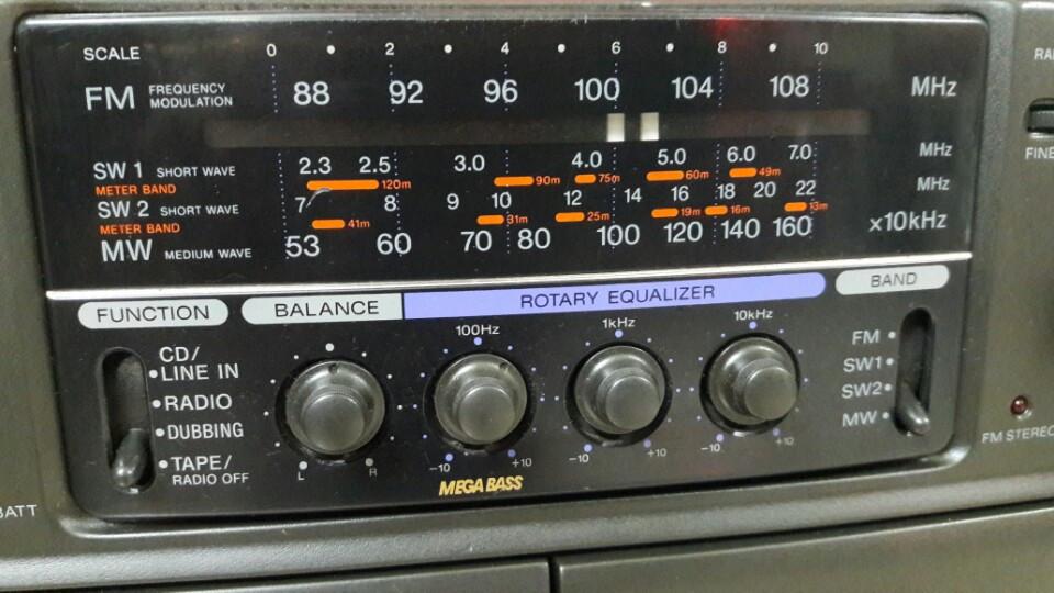Cassette Sony Cổ 715S