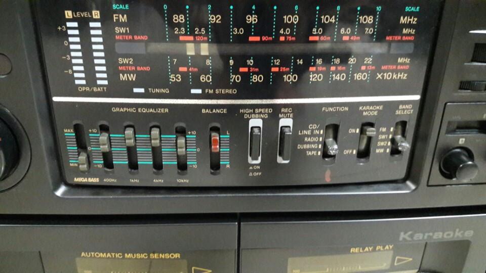 Cassette Sony Cổ