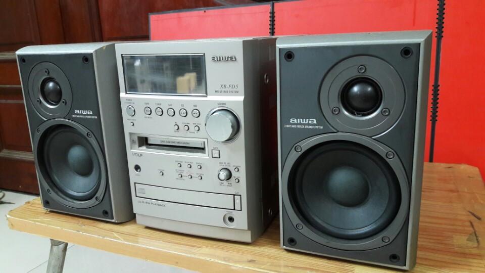 AIWA XR-FD5