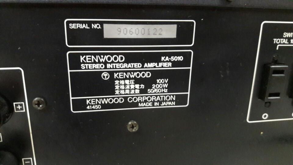 Kenwood Ka5010