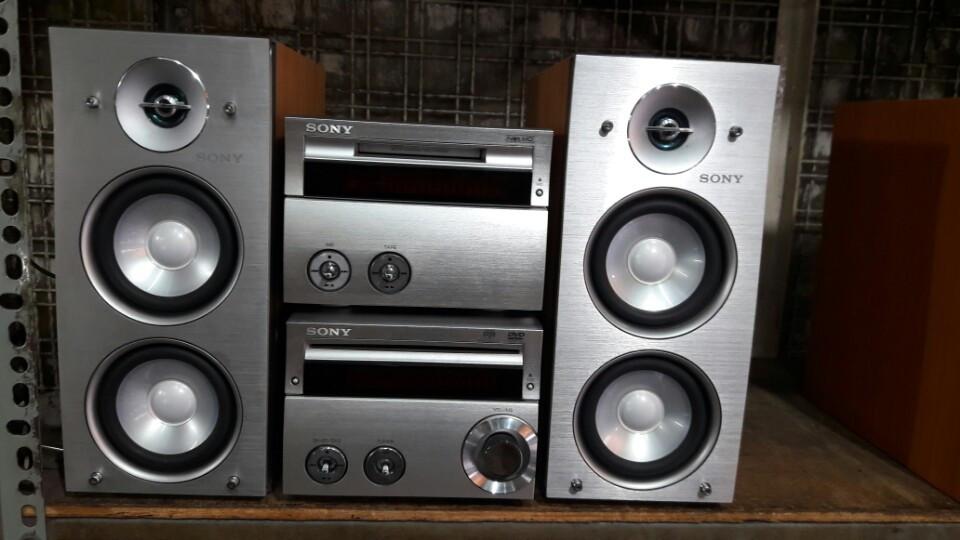 Dàn Mini Sony