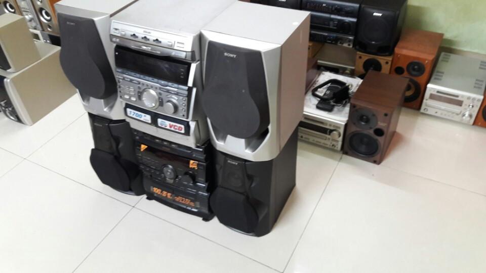 SONY VX3