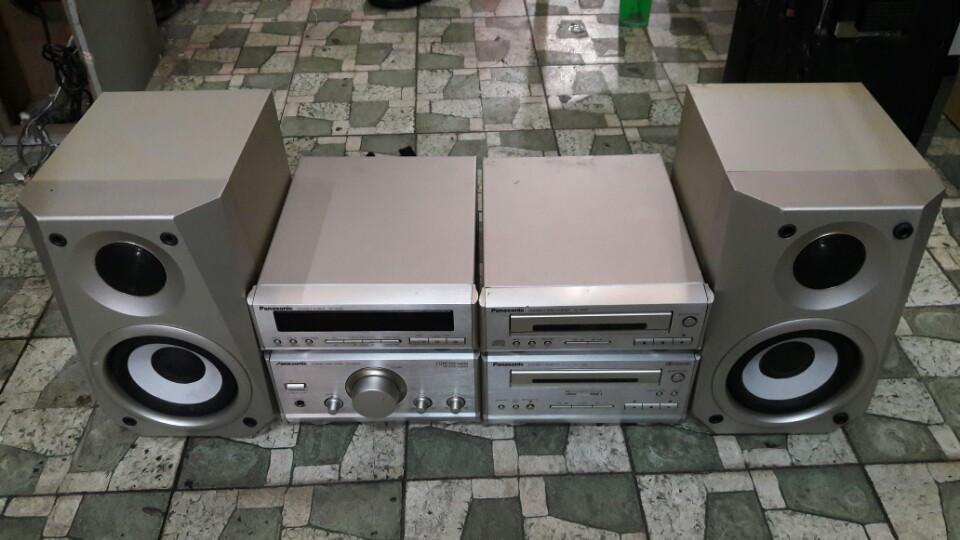 Panasonic ST HD50