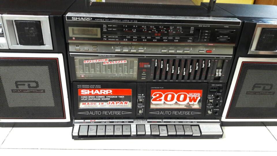 SHARP 939 Cổ