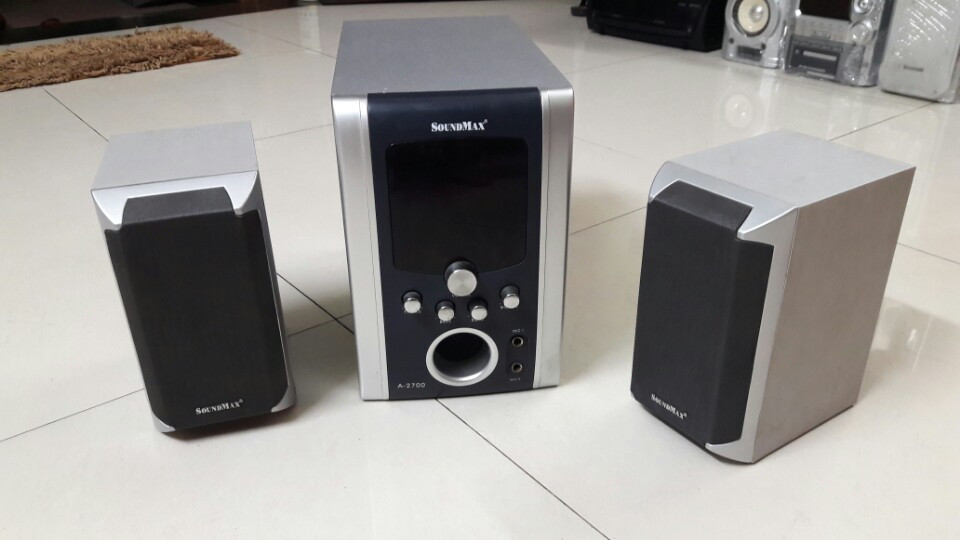 Soundmax 2700