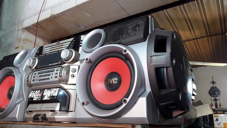 JVC 980V