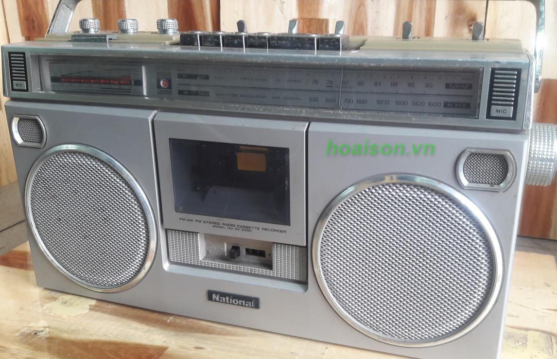 Casseter NATIONAL 5090
