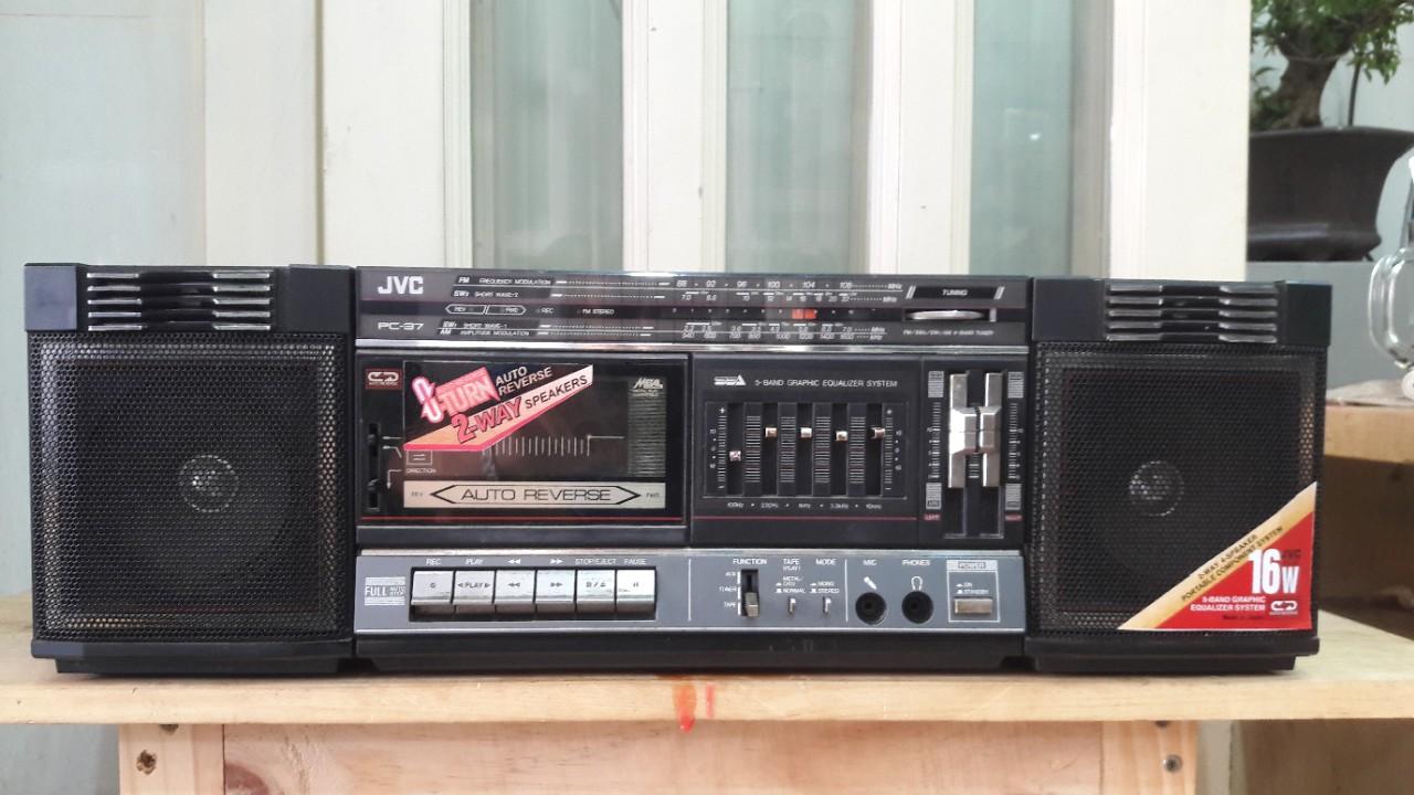 CASSETTE JVC PC-37