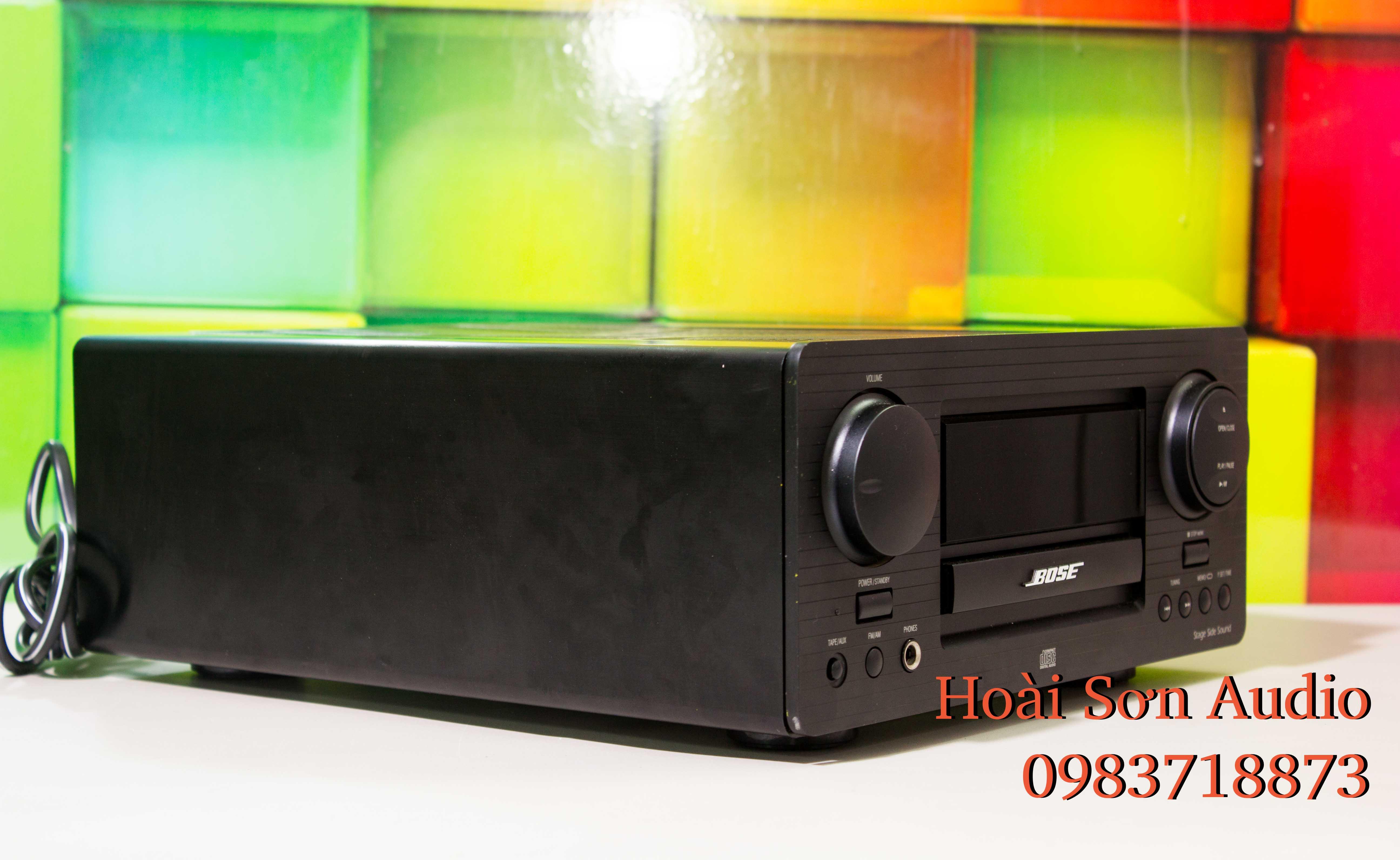 ĐẦU CD BOSE SSS-1MC