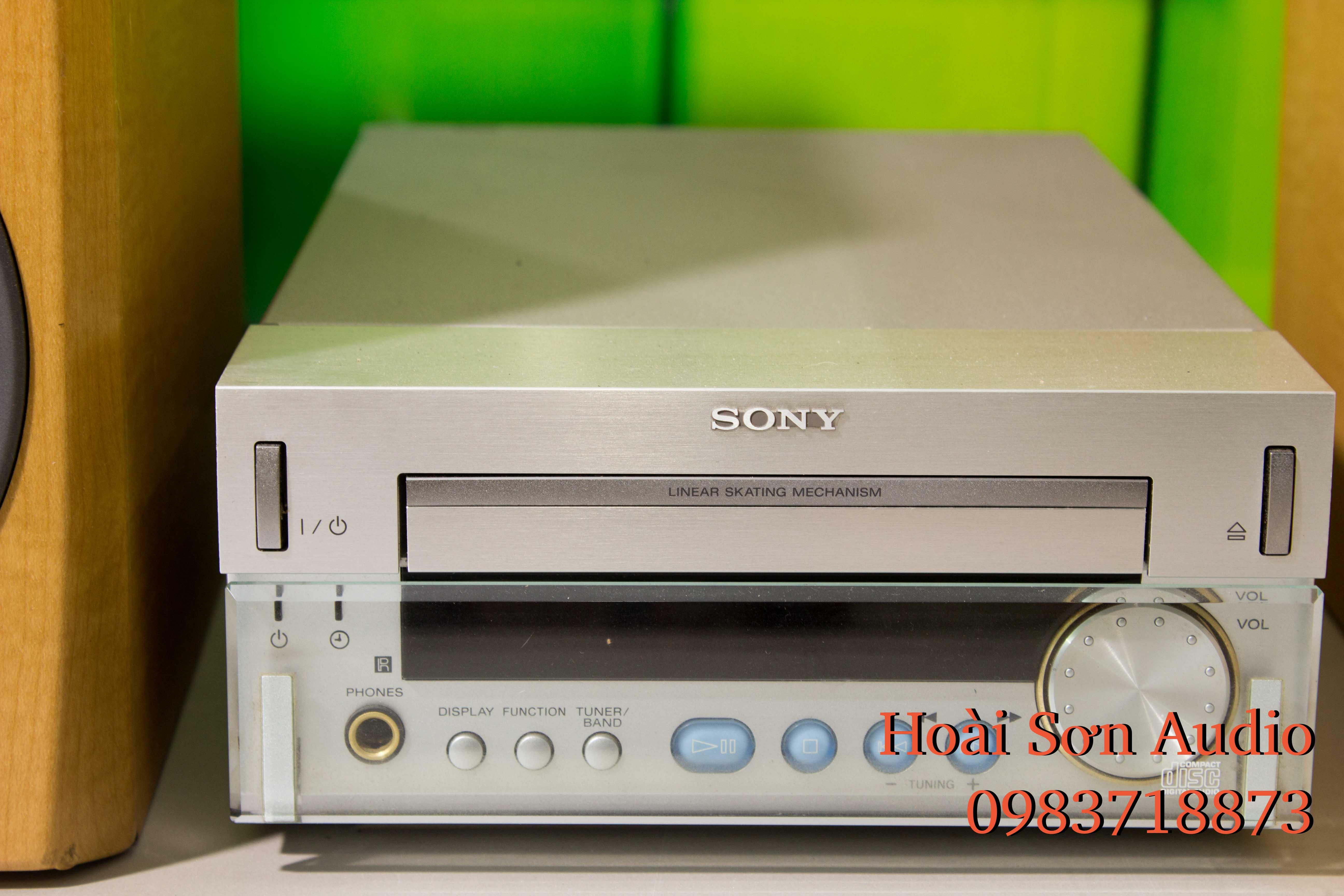Dàn âm thanh mini Sony SD1