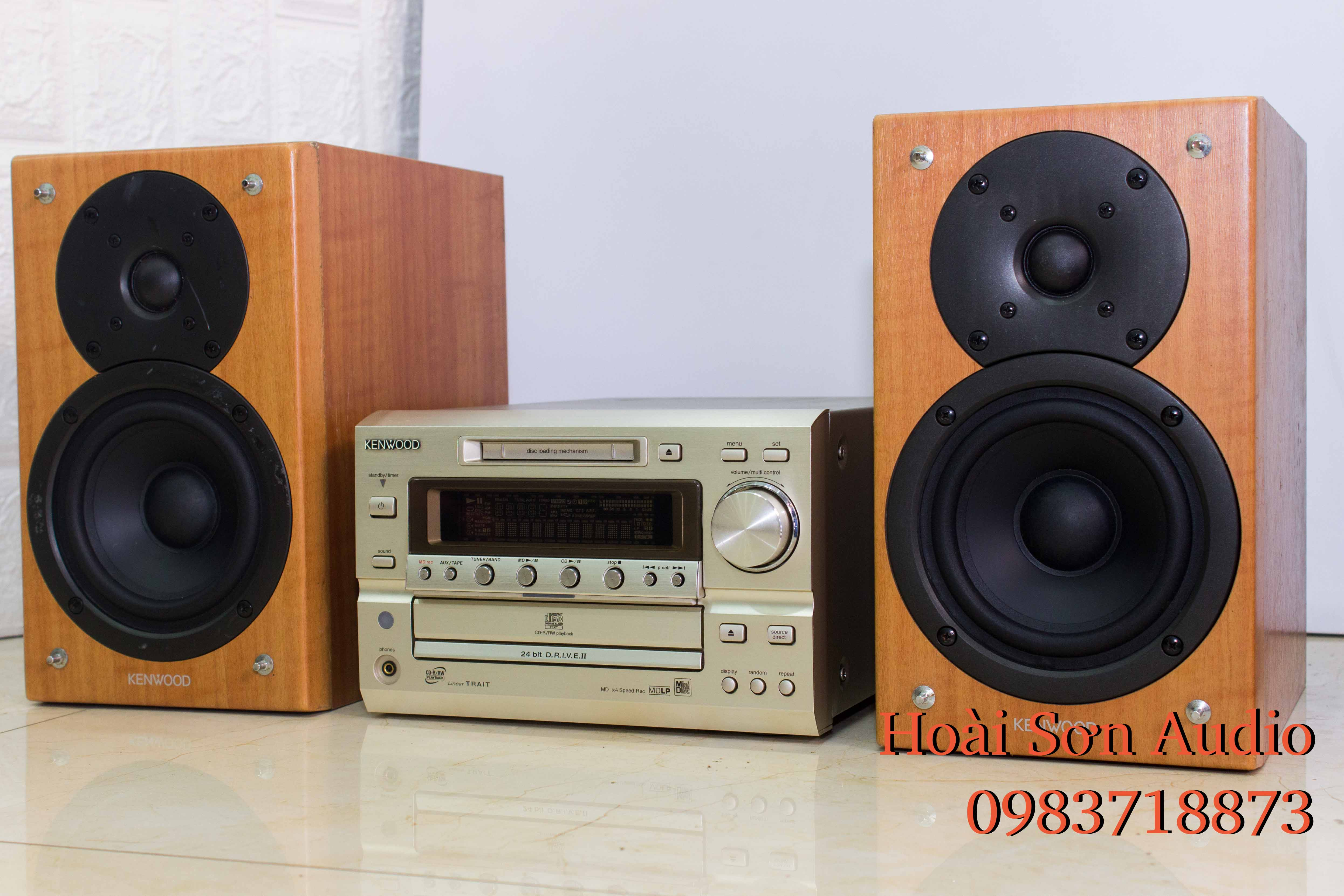 KENWOOD HD7MD VÀ LOA K711