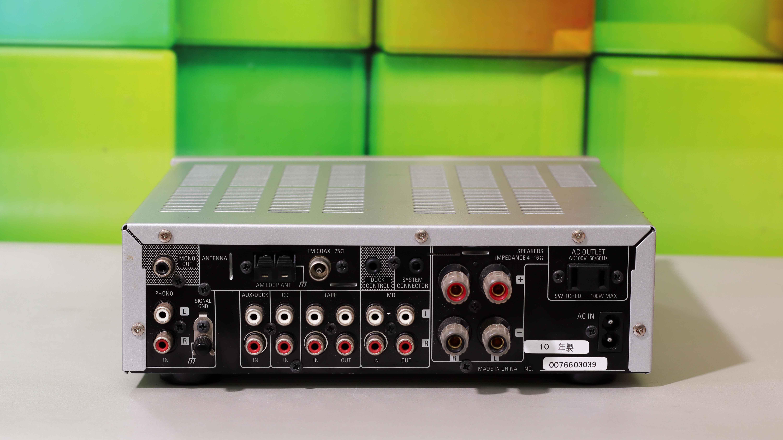 AMPLY DENON F107