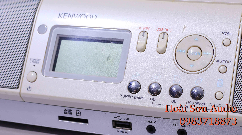MÁY NGHE NHẠC KENWOOD CLX-30