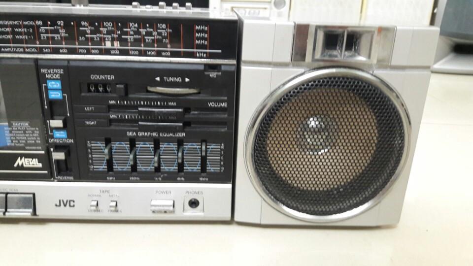 Cassetter JVC PC 70