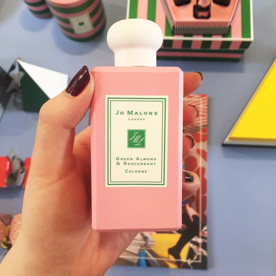 Nước Hoa Jo Malone Green Almond & Redcurrant limited 2017