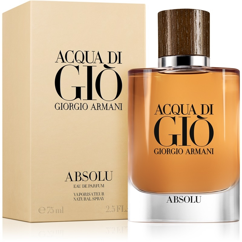 acqua di gio absolu 75ml