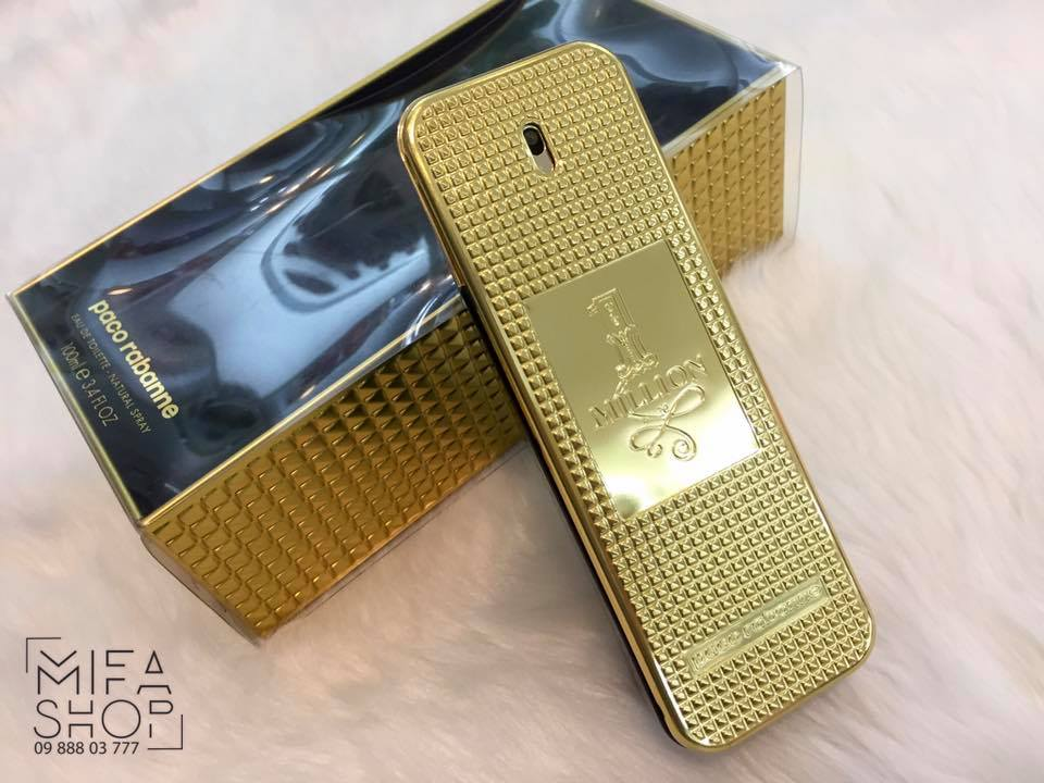 Nước Hoa One Million limited Paco Rabanne 100ml EDP_mifashop