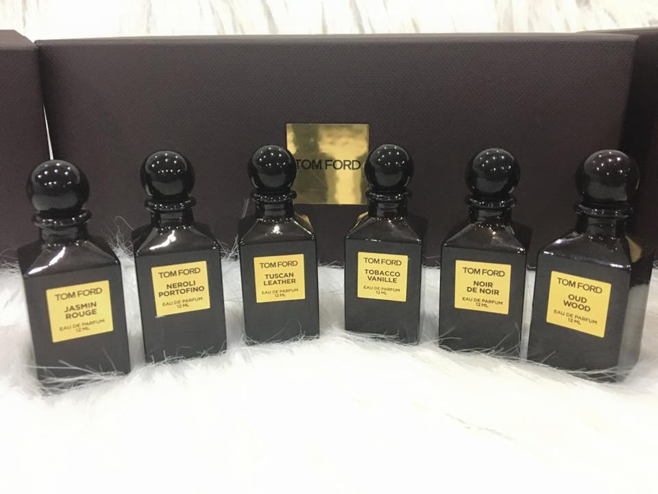 set quà tặng TOM FORD PRIVATE BLEND SET