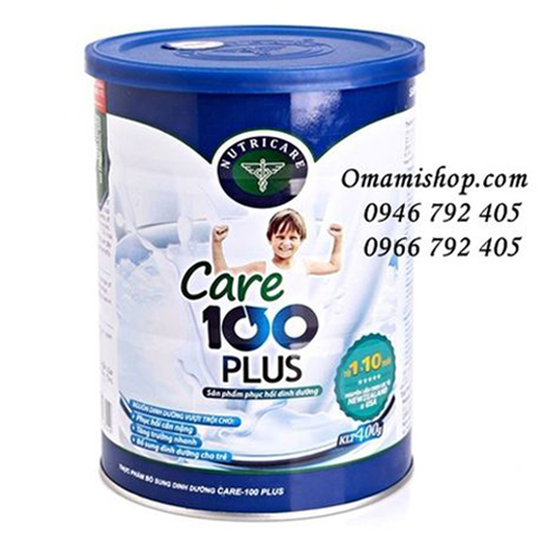 Sua-Care-100-Plus-400g