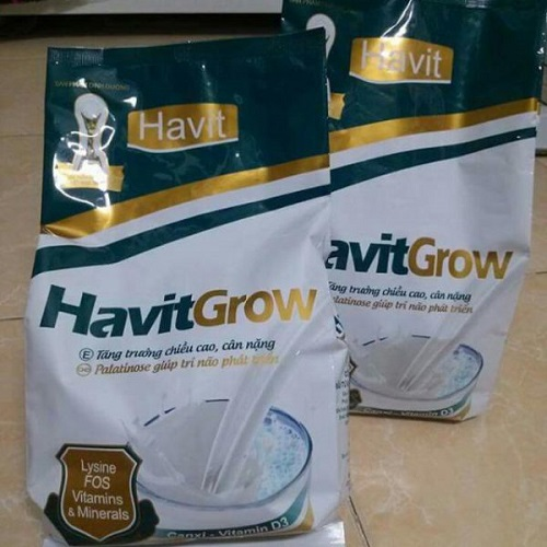 Sữa Havit Grow