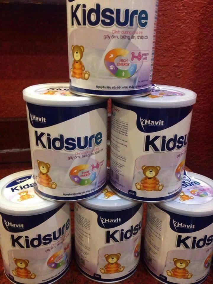 Sữa Havit Kidsure 400gr