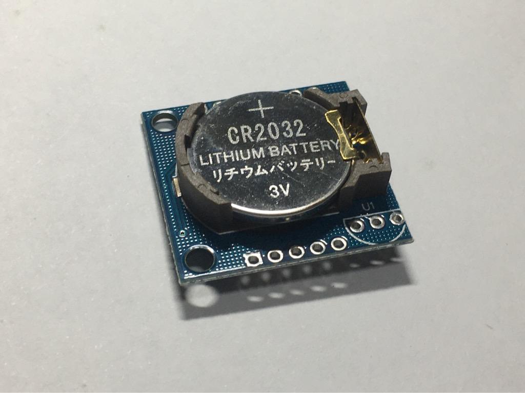 Module thời gian thực DS1307 RTC I2C Bộ nhớ 24C32
