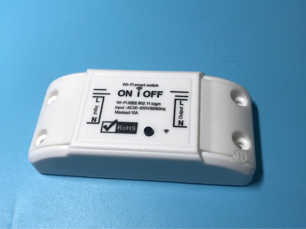 Công tắc điều khiển từ xa qua wifi cho 1 thiết bị