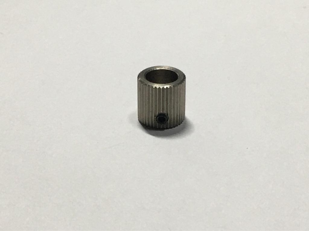 Bánh xe đùn nhựa cho máy in 3D 12mm lỗ 8mm