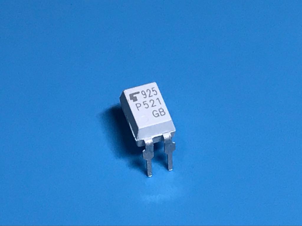 Opto cách ly quang TLP521-1GB DIP 4
