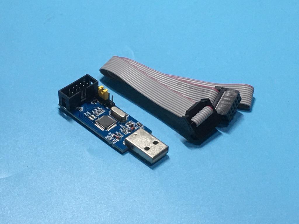 Mạch nạp 8051 cho IC AT89S52 AT89S51 ISP USB ASP