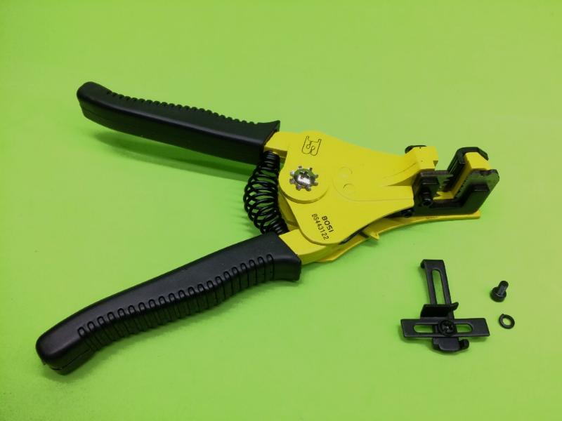 Kìm tuốt đầu dây điện 1-3.2mm2