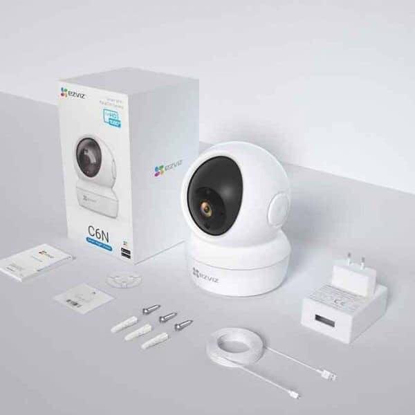 Camera 2M IP WIFI EZVIS  C6N CV246 C6CN 1080P FULL HD [Có cổng Lan]