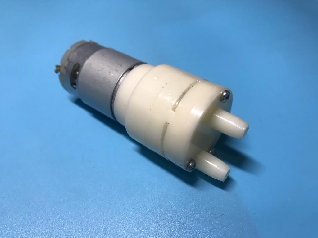 Bơm, hút không khí mini 12V 385