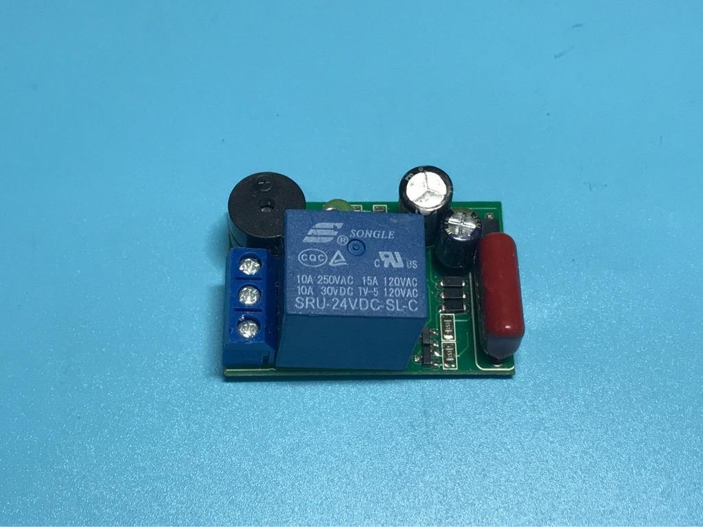 Mạch bảo vệ thiết bị điện 110V chống cắm nhầm 220V loại 10A