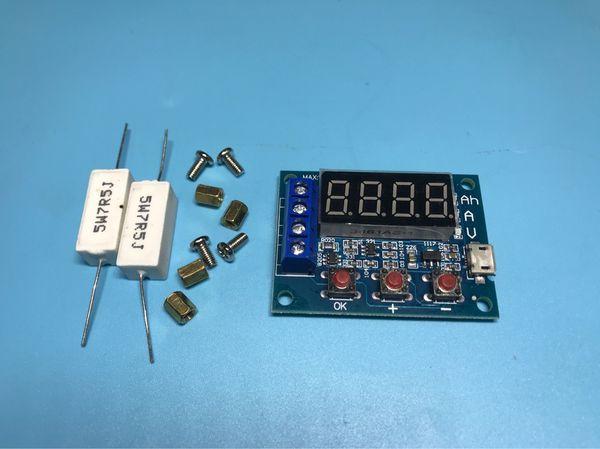 Máy kiểm tra dung lượng pin ZB2L3 1.2-12V pin 18650