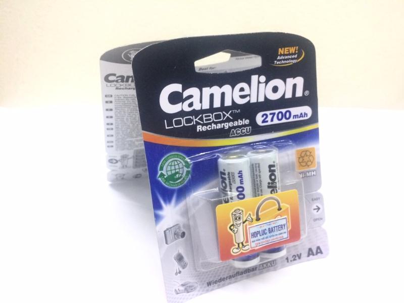 Pin sạc AA 2700mAh Camelion