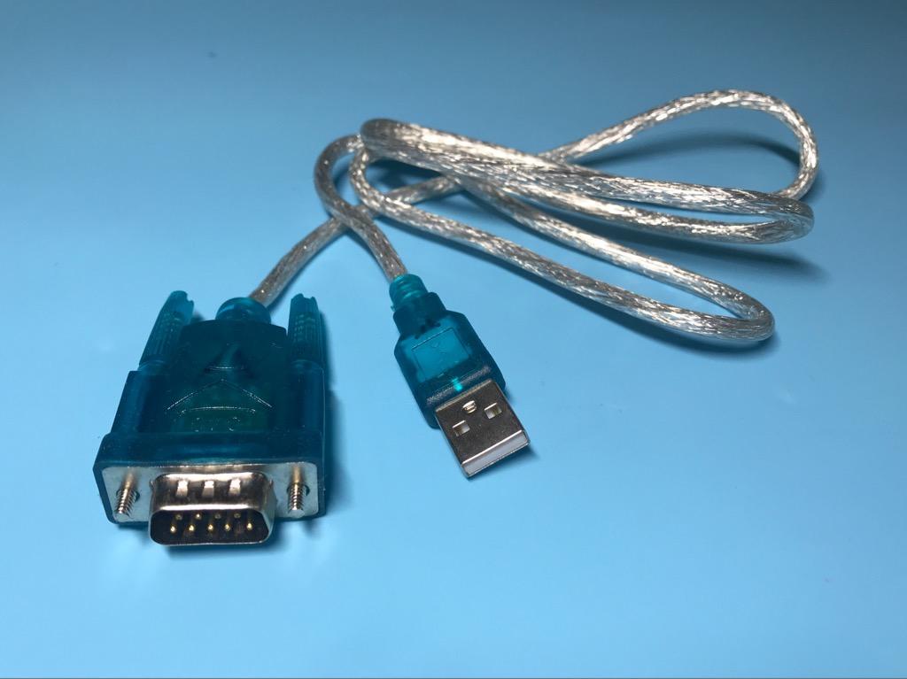 Cáp nối tiếp USB RS232 HL340 9 chân