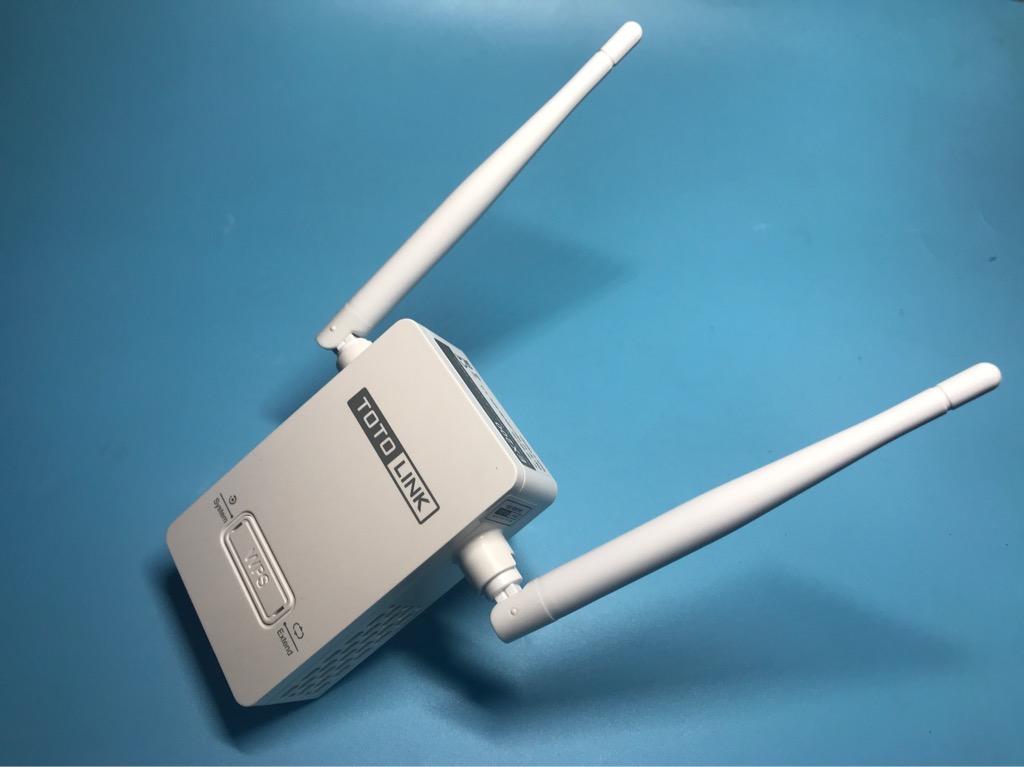 Bộ tiếp sóng Toto Link wifi router 2 râu