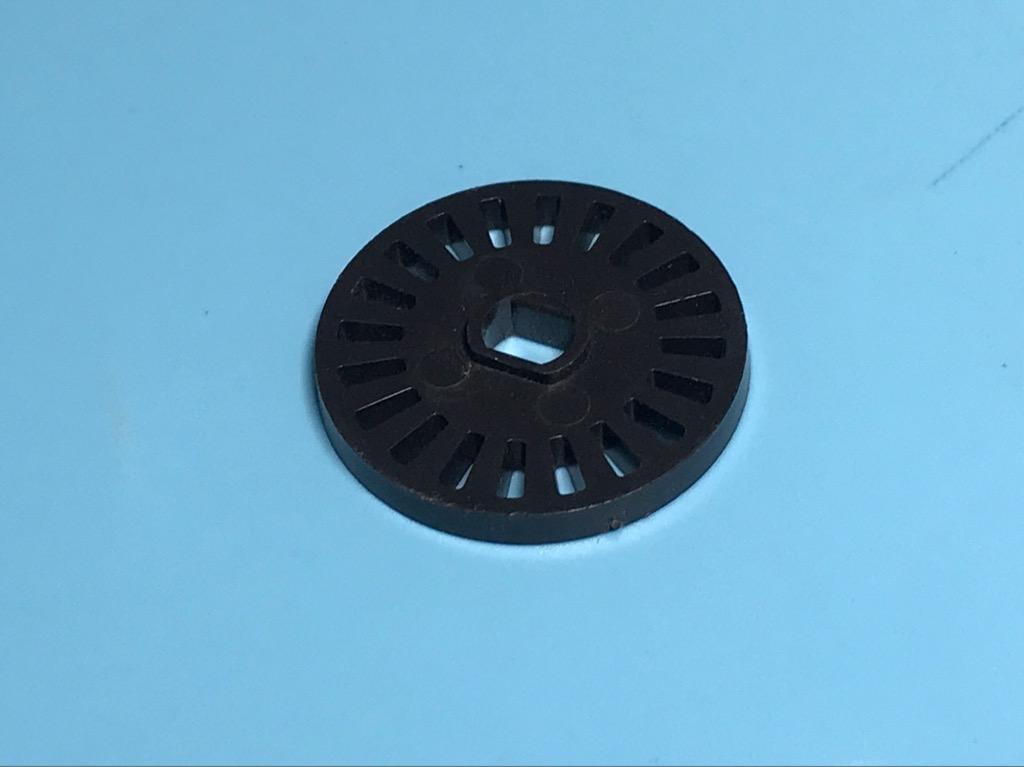 Bánh xe đĩa mã tốc độ encoder 20 khe