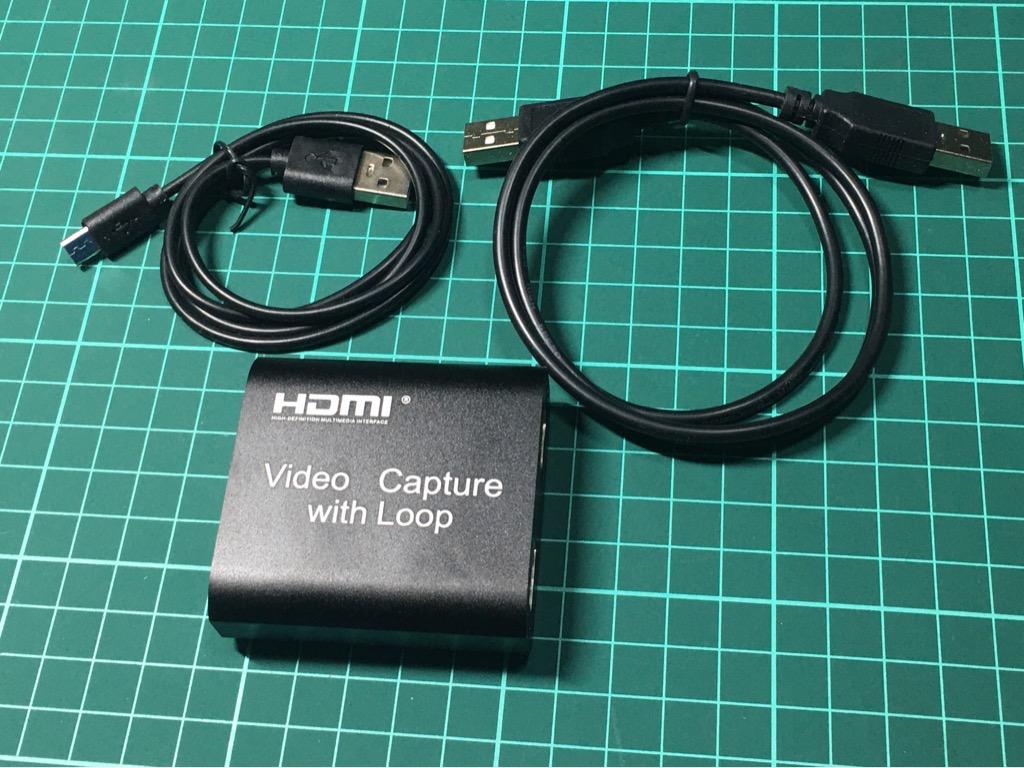 Thiết bị chuyển đổi HDMI Video sang USB live Stream