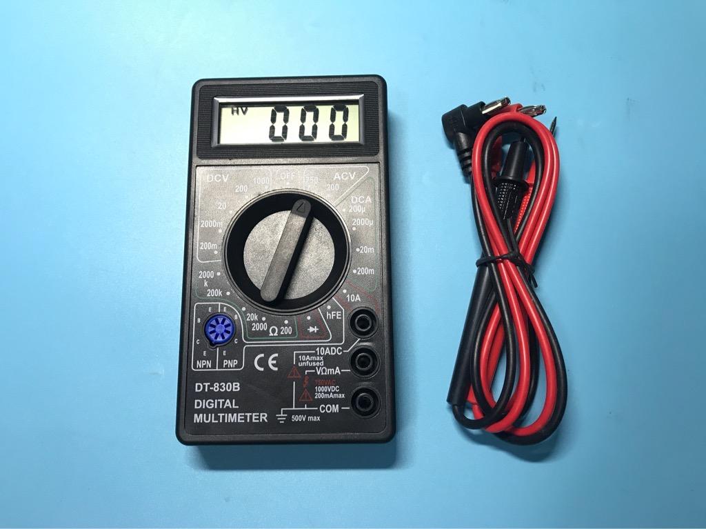 Đồng hồ đo điện vạn năng DT830