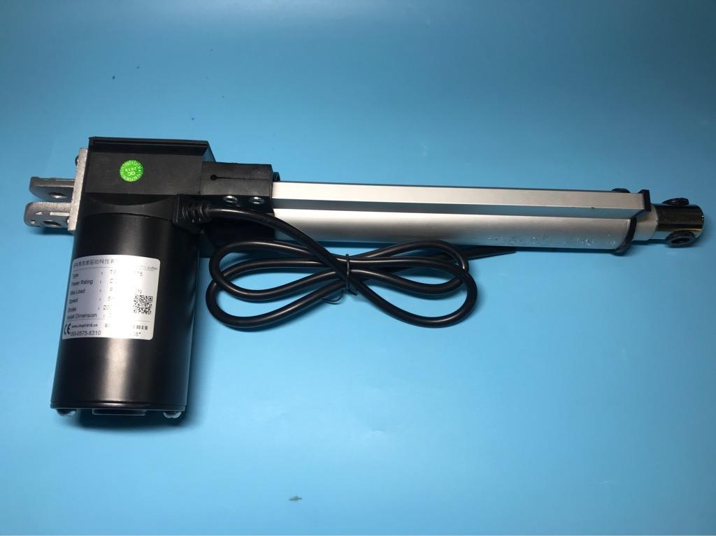 Piston xi lanh điện ZHT61 12V 6000N 200mm