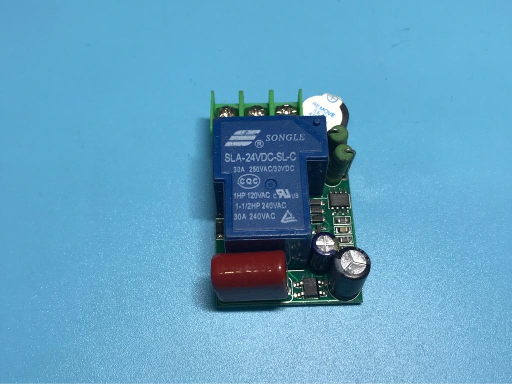Mạch bảo vệ thiết bị điện 110V chống cắm nhầm 220V loại 30A