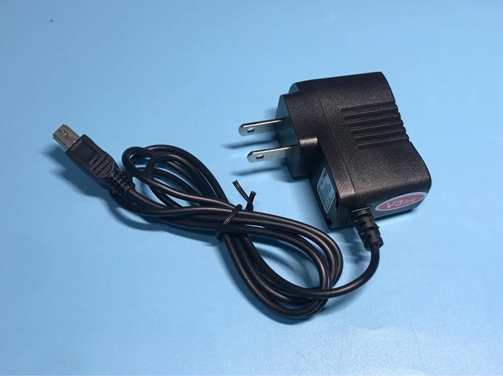 Nguồn sạc chân Q micro USB 5V 500mA