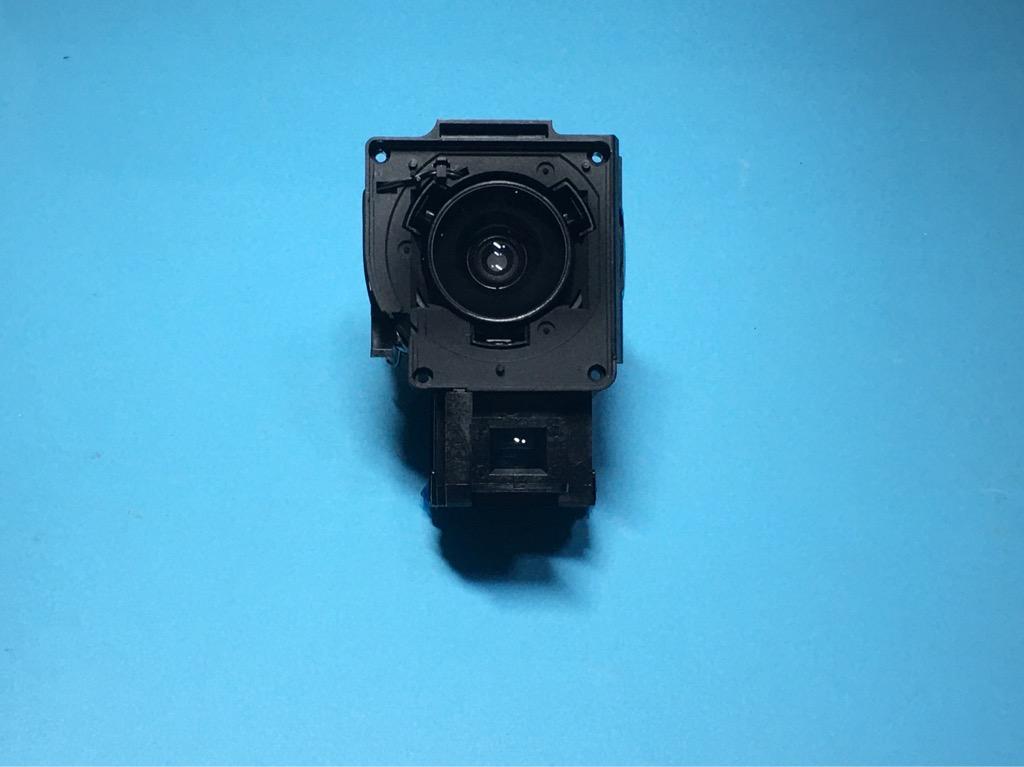 ống kính zoom quang học