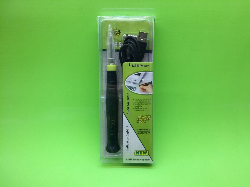Mỏ hàn USB 5V